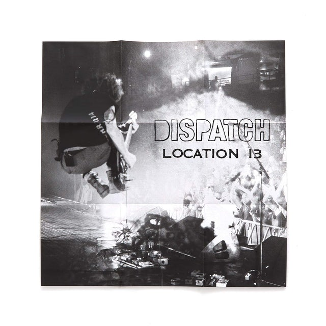 Dispatch 'Location 13' CD + MP3 Download