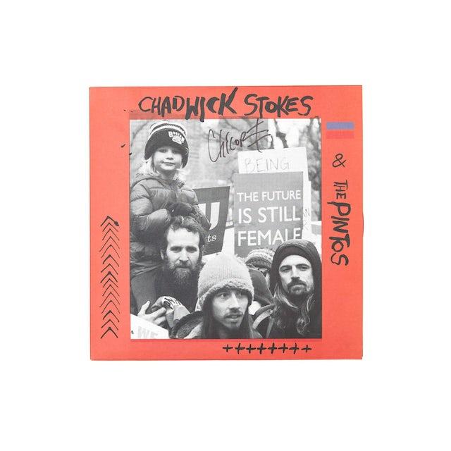 "Dispatch Chadwick Stokes & The Pintos 'Self-Titled' 12"" Vinyl LP"