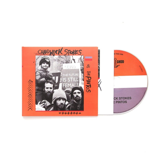 Dispatch Chadwick Stokes & The Pintos 'Self-Titled' CD