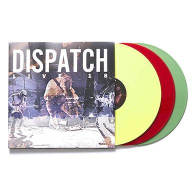 Dispatch 'Live 18' Deluxe Triple Vinyl LP