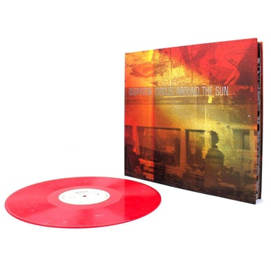Dispatch 'Circles Around The Sun' Deluxe Edition Red Vinyl