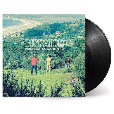 Dispatch 'America, Location 12' Vinyl LP + MP3 Download