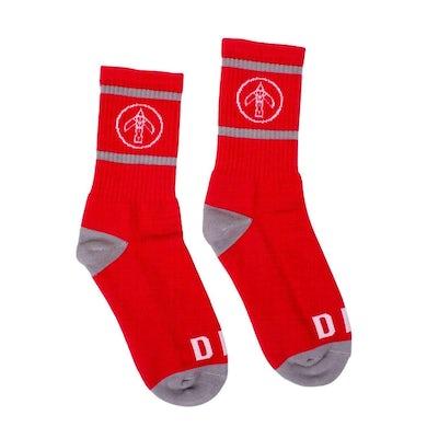 Dispatch 'Bird' Logo Socks