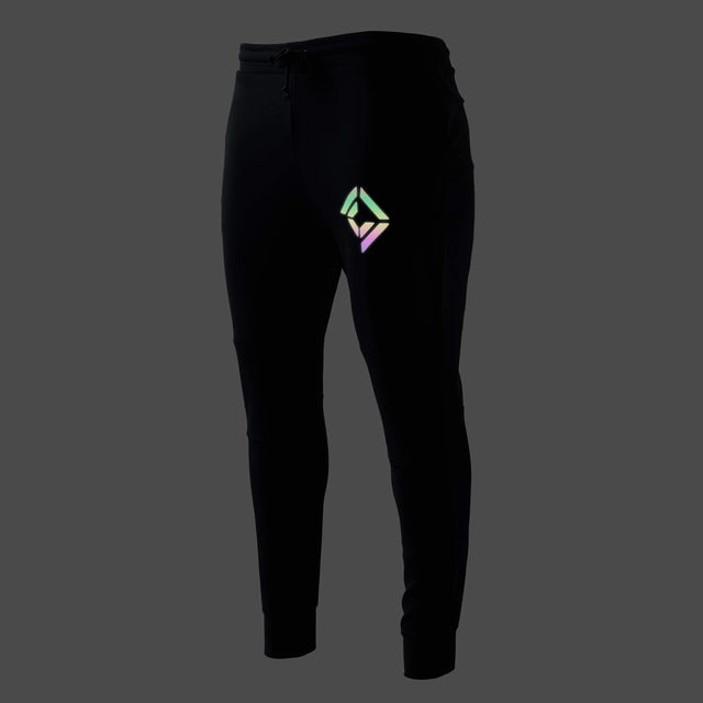 Corridor Digital CD Spectrum Reflective Logo Joggers