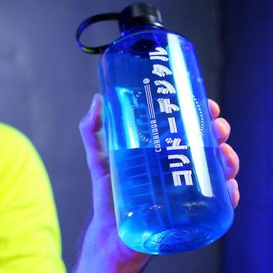 Corridor Digital Corridor Baseball Nalgene Water Bottle - 32oz