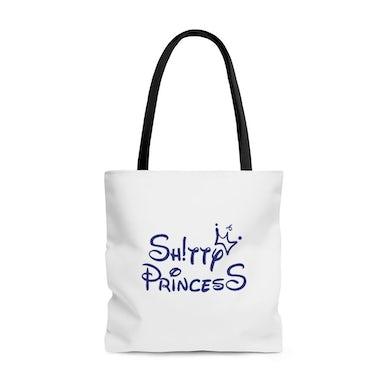 Shitty Princess AOP Tote Bag