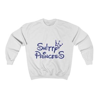 Shitty Princess Unisex Heavy Blend™ Crewneck Sweatshirt