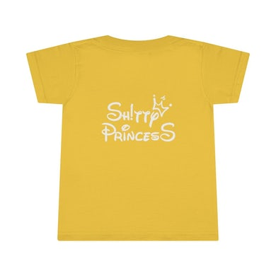 Shitty Princess Doggie T-shirt - White OG Logo
