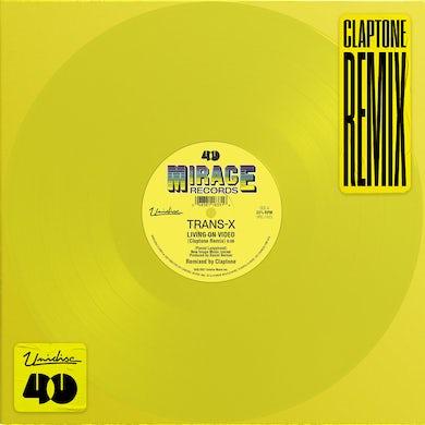 "Trans-X - Living On Video (Claptone Remix) - 12"" Single"
