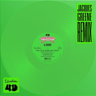 Lime - Babe, We're Gonna Love Tonight (Jacques Greene Remix)