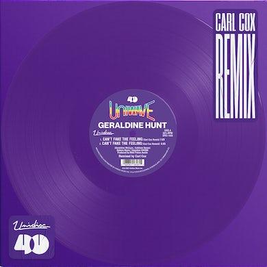 Geraldine Hunt - Can't Fake the Feeling (Carl Cox Rework) - PRESALE