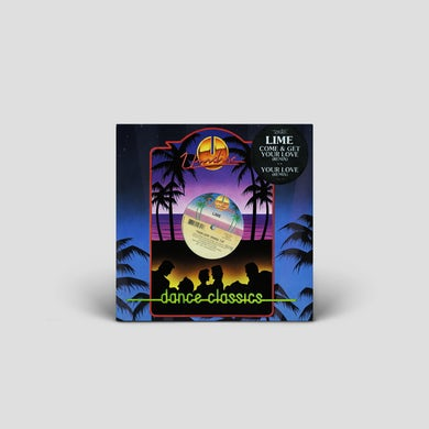 """Lime - Come & Get Your Love/Your Love (12"""" Vinyl)"""