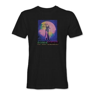 Debbie Gibson  The Body Remembers Pop Art T-shirt