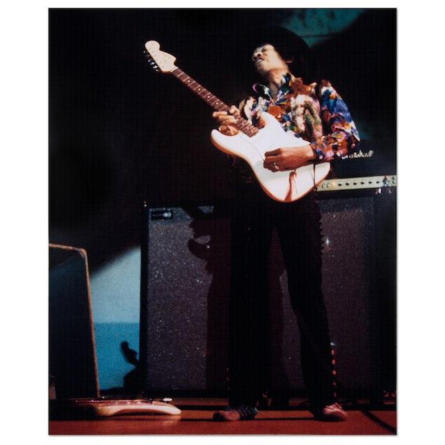 Jimi Hendrix Photo No. 3  Shrine Auditorium 68