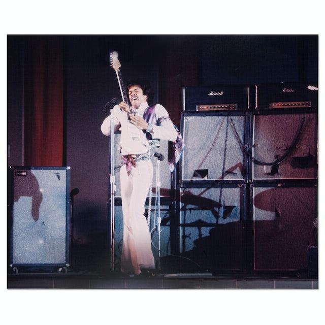 Jimi Hendrix Photo No. 6  Hollywood Bowl 68