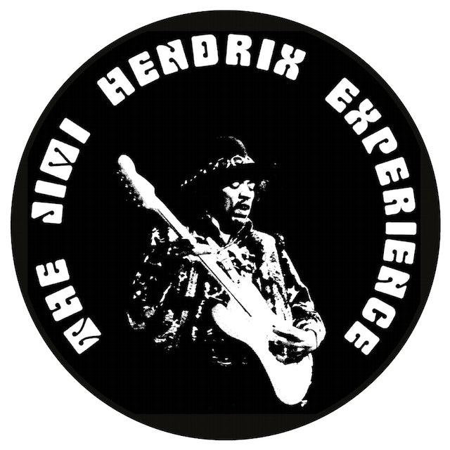 Jimi Hendrix Experience Shrine Auditorium Button