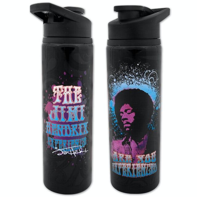 Jimi Hendrix 24oz Stainless Steel Water Bottle
