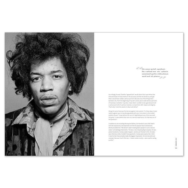 The Experience: Jimi Hendrix at Mason's Yard Book
