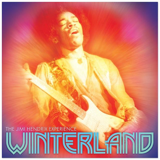 Jimi Hendrix Experience: Winterland Highlights CD