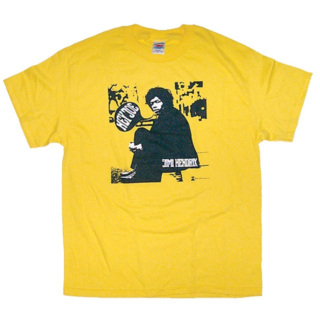 Jimi Hendrix Hey Joe T-Shirt