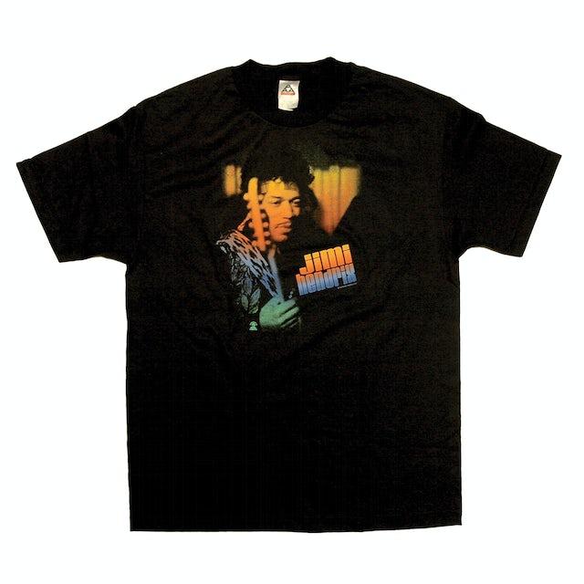 Jimi Hendrix JimiHendrix Backstage Gradient T-Shirt
