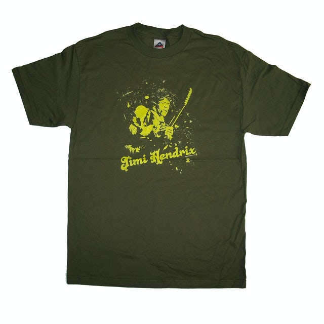 Jimi Hendrix Wave Your Freak Flag T-Shirt