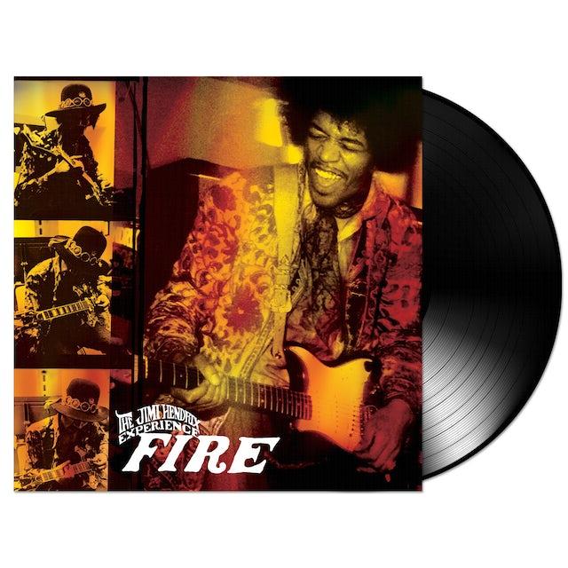 """Jimi Hendrix: Fire 7"""" Single (2011)"""