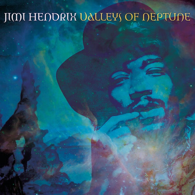 Jimi Hendrix: Valleys of Neptune All Analog Vinyl (2010)