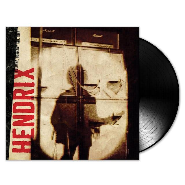 Jimi Hendrix Experience: Live in Cologne 2-Disc LP (Vinyl)