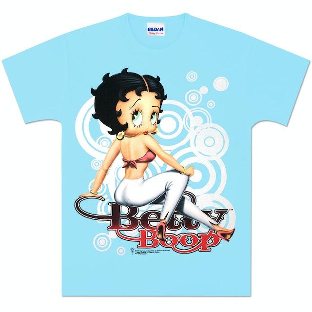 Betty Boop Circles T-Shirt
