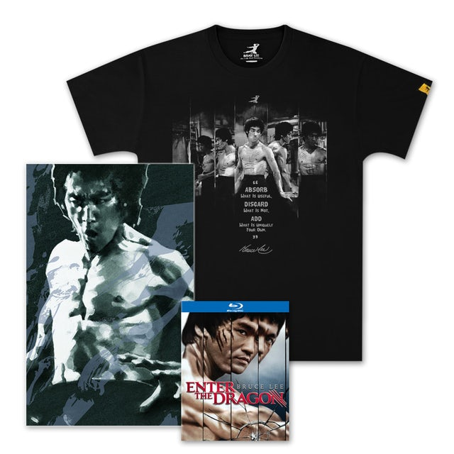 Bruce Lee Ultimate Collector's Pack - SIGNED LTD EDITION OF 50