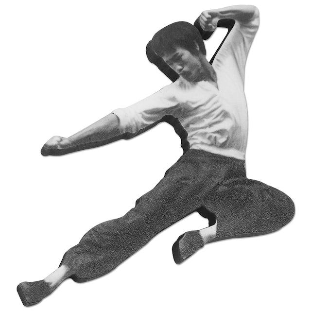 Bruce Lee Fly Fridge Magnet