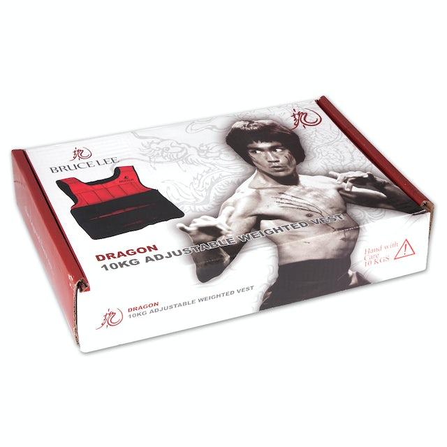 Bruce Lee Dragon 10kg Adjustable Weighted Vest