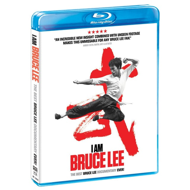 I Am Bruce Lee Bluray