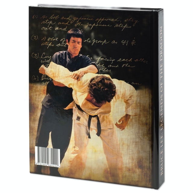 Bruce Lee: Legends of the Dragon Book