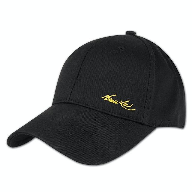 Bruce Lee Yellow Signature Cap