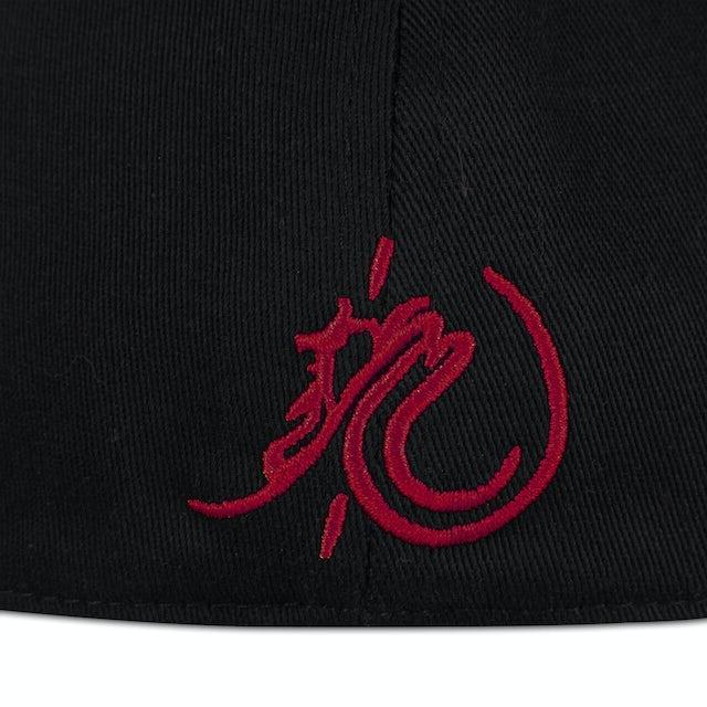 Bruce Lee Red Signature Cap