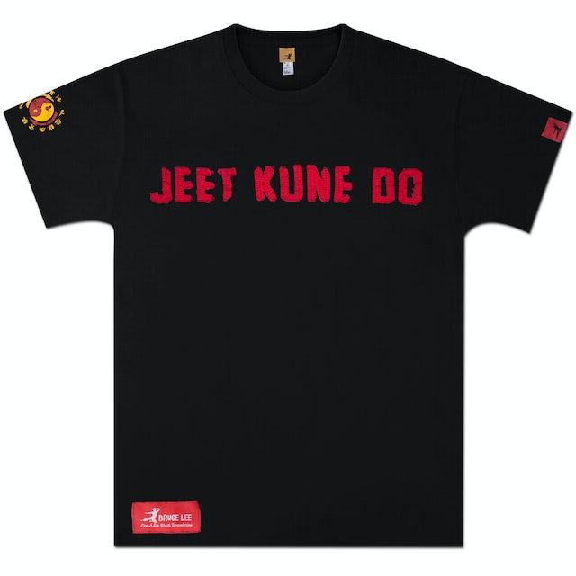 Bruce Lee JKD Applique T-shirt