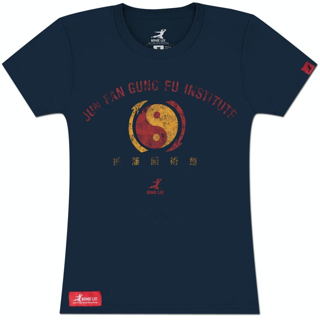 Bruce Lee Jun Fan Ladies T-shirt