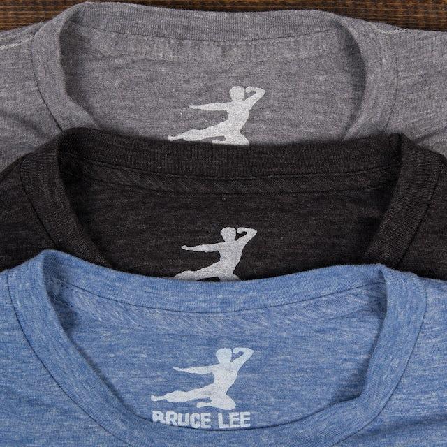 Bruce Lee Jeet Kune Do T-shirt Black LG/BK