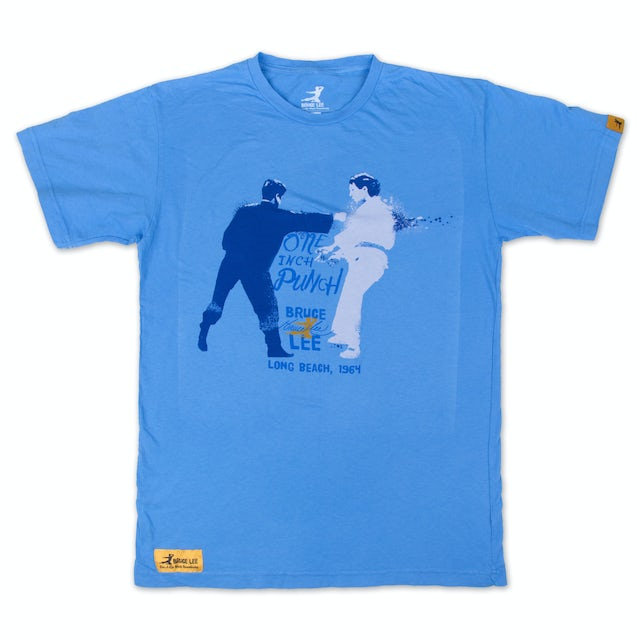 Bruce Lee One Inch Punch T-shirt EXCLUSIVE!