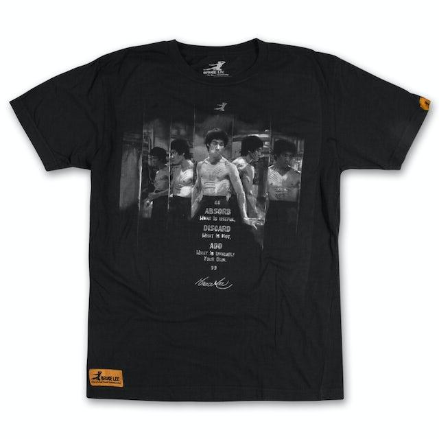 Bruce Lee Mirrors T-shirt