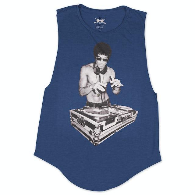 Bruce Lee Ladies DJ Dragon Tank