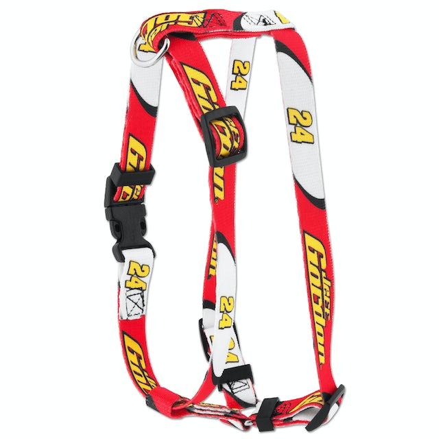 Hendrick Motorsports Jeff Gordon #24 Adjustable Pet Harness