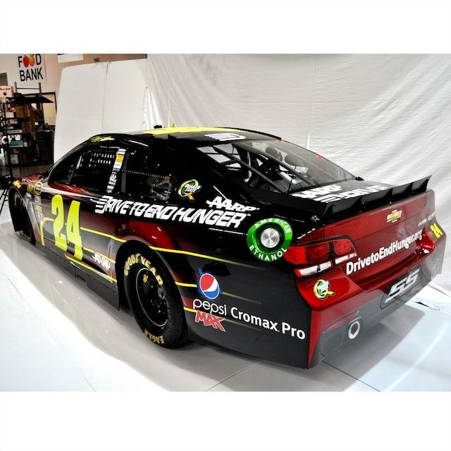 Hendrick Motorsports Jeff Gordon 2013 Goody's 500 Win 1:24 Scale Diecast