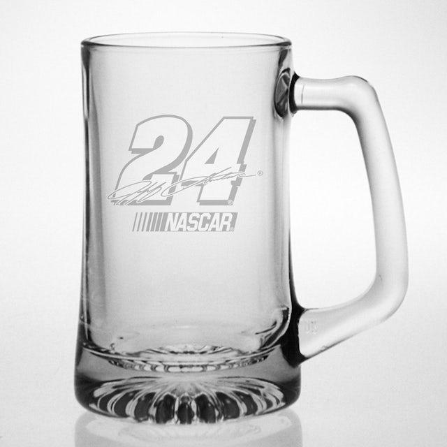 Hendrick Motorsports Jeff Gordon 25oz Etched Tankard Glass