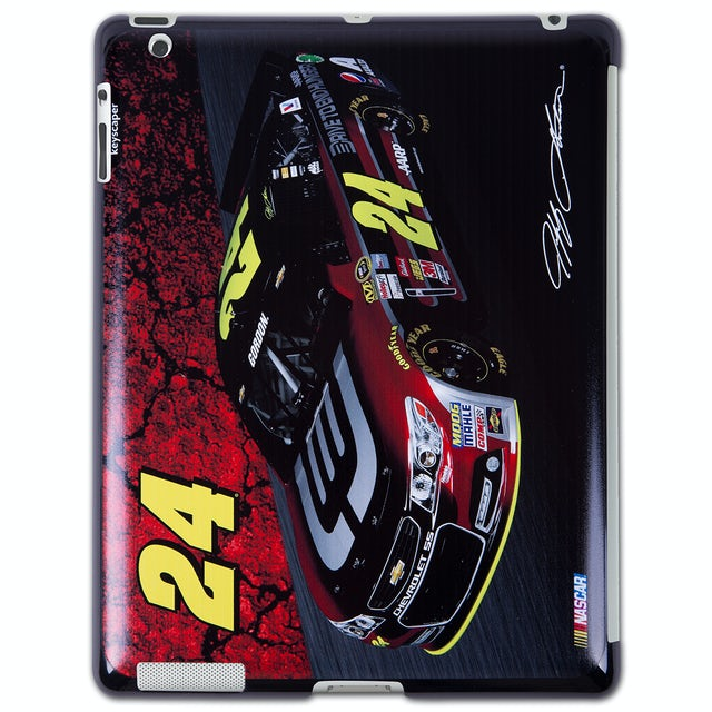 Hendrick Motorsports Jeff Gordon #24 iPad 2/3 Case
