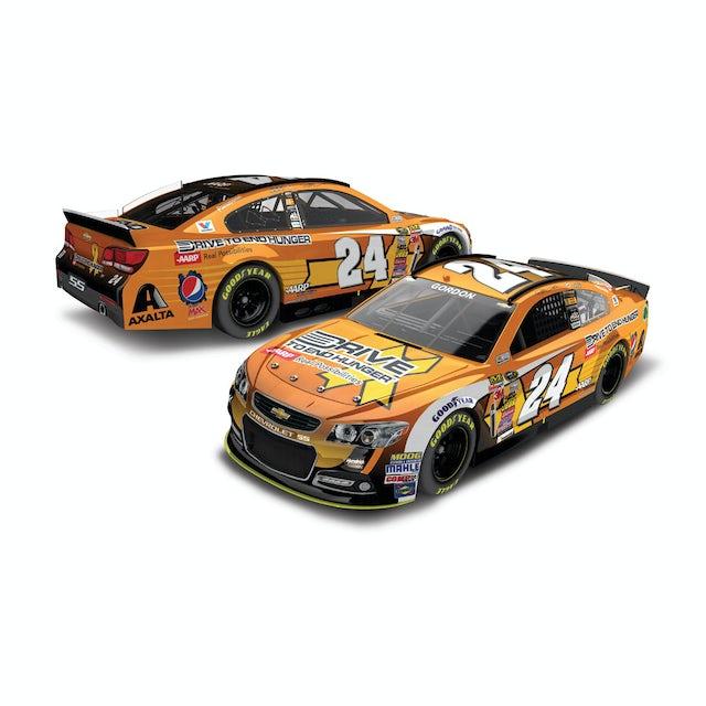 Hendrick Motorsports Jeff Gordon  - #24 DTEH Chevrolet SS  2014 Nascar Sprint Cup Series Diecast 1:64 Scale