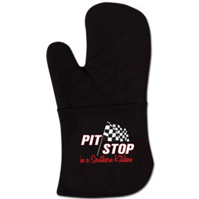 Hendrick Motorsports Jeff Gordon EXCLUSIVE 'Pit Stop in a Southern Kitchen' Oven Mitt