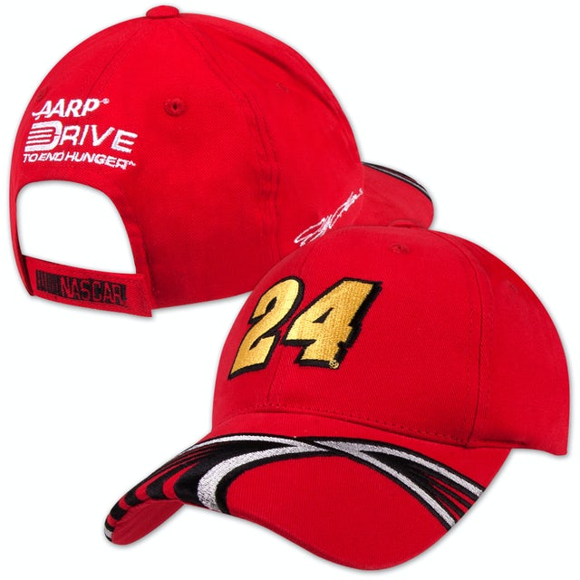 Hendrick Motorsports Jeff Gordon #24 DTEH Speed Slot Adjustible Hat